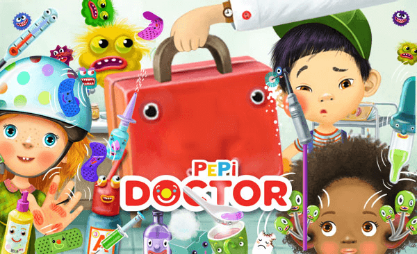 Pepi Play - Apps For Children » Pepi Doctor